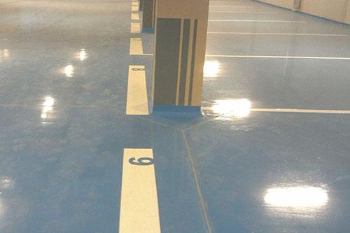 Влаштування бетонної підлоги 5