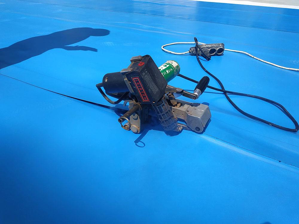Гідроізоляція штучних водойм, озер, полігонів ТБО 3