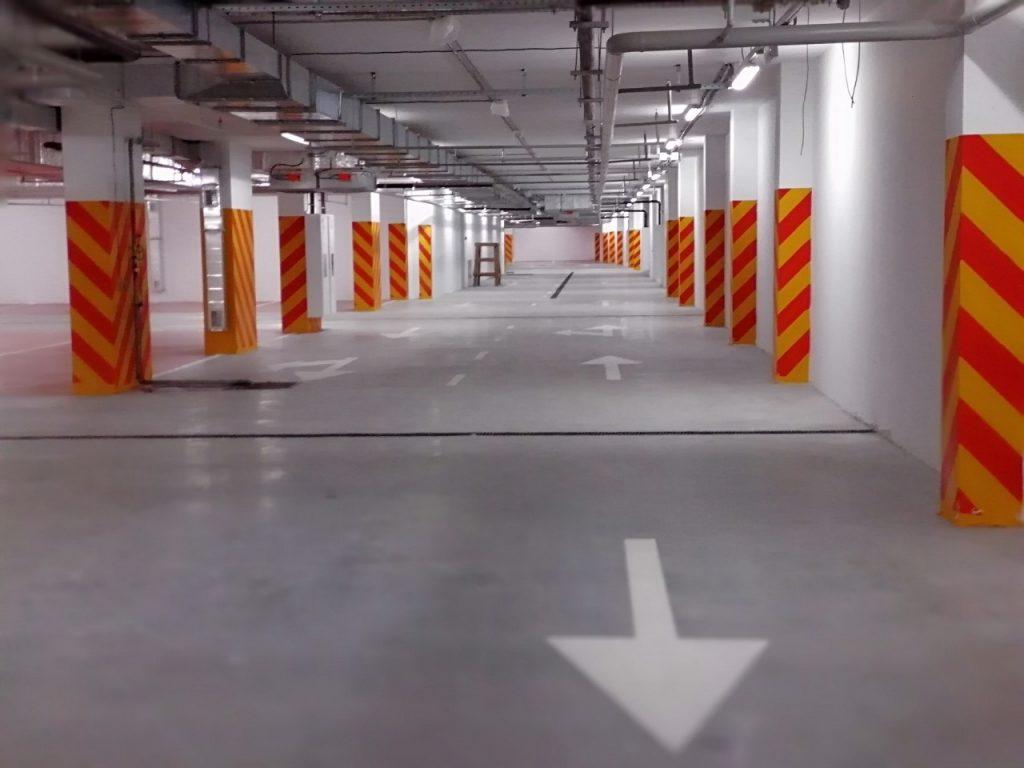Влаштування бетонної підлоги 4