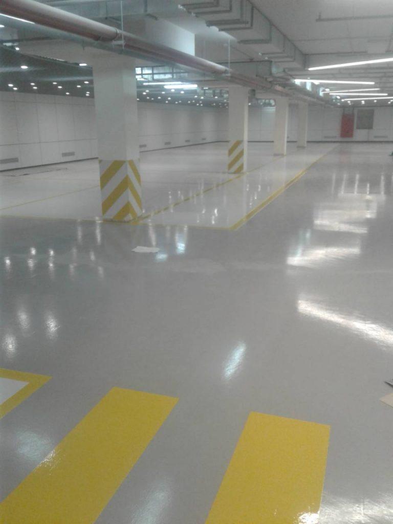 Влаштування бетонної підлоги 3