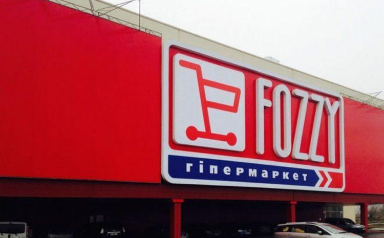 Капремонт кровли в супермаркете Фоззи