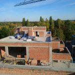 Гідроізоляція покрівлі та балконів в ЖК Щастя 2