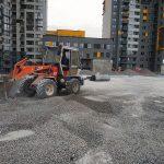 Будівельно-монтажні роботм в ЖК Сampus 5