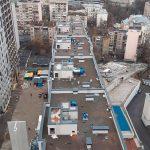 Гідроізоляція покрівлі в ЖК Ярославів Град 12