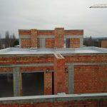 Гідроізоляція покрівлі та балконів в ЖК Щастя 5