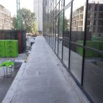 Тепло и гидроизоляция кровли бизнес-центра в Киеве 12