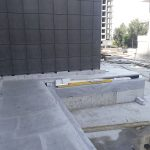 Тепло и гидроизоляция кровли бизнес-центра в Киеве 13