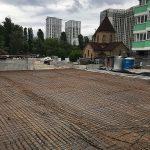 Гідроізоляція паркінгу в ЖК Харківський 20