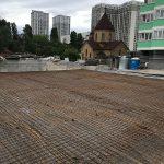Гідроізоляція паркінгу в ЖК Харківський 22