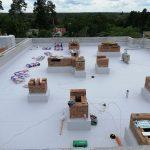 Гідроізоляція фундаменту в Апарт комплекс в Пущі Водиці 2