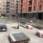 Устройство гидроизоляции кровли паркинга в ЖК Подол Град 5
