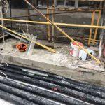 Устройство гидроизоляции кровли паркинга в ЖК Подол Град 3