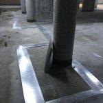 Влаштування гідроізоляції покрівлі паркінгу в ЖК Шевченківський 8