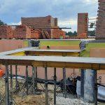 Роботи по влаштуванню підземної гідроізоляції поверхонь стін в КГ Riviera Village 5