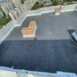 Влаштування тепло та гідроізоляції покрівлі в ЖК Central 12