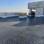 Влаштування тепло та гідроізоляції покрівлі в ЖК Central 13