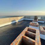 Влаштування тепло та гідроізоляції покрівлі в ЖК Central 16