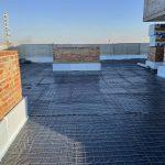 Влаштування тепло та гідроізоляції покрівлі в ЖК Central 21