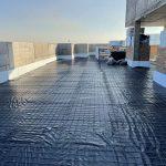 Влаштування тепло та гідроізоляції покрівлі в ЖК Central 22