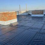 Влаштування тепло та гідроізоляції покрівлі в ЖК Central 23