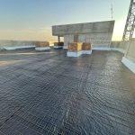 Влаштування тепло та гідроізоляції покрівлі в ЖК Central 24