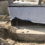 Гідроізоляція стін та підвалу в ЖК Оберег - 2 7