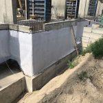 Гідроізоляція стін та підвалу в ЖК Оберег - 2 8